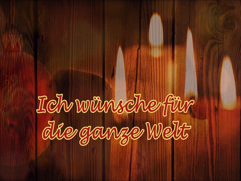 Ich wünsche Dir einen wunderschönen 3. Advent - EINIGKEIT und FRIEDEN - BewusstSEINs Wege der Glücklichkeit, Marion Dammberg, BewusstSEINs Life Coach