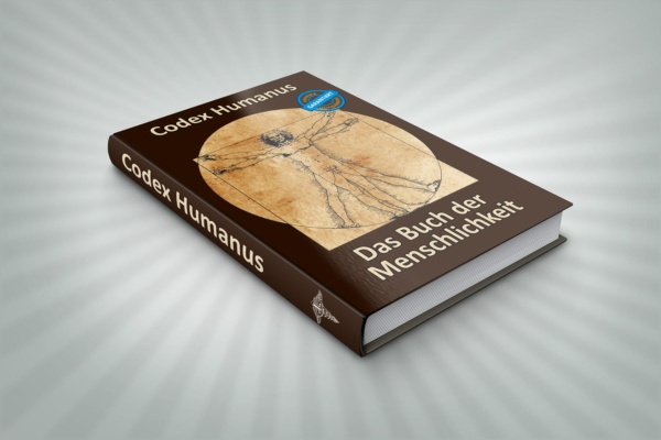 Codex Humanus – Das Buch der Menschlichkeit das Original von Vitaminum ProLife - Meine persönliche Empfehlung für DEINE Gesundheit